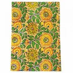 Roopantaran Hand Block Printed Kitchen Towels, Wash Type: Machine Washable, 0.100 Kg