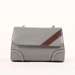 Ladies Leather Handbag, Pure Leather: Yes