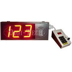 Model:DTS/3TDS01,Token Display System