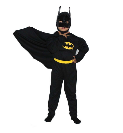 Muscle Batman Super Hero Fancy Dress Costumes Birthday Gift  sc 1 st  IndiaMART : superhero muscle costume  - Germanpascual.Com
