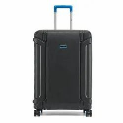 VIP PP Stealth Graphite Hard Luggage Upright Travel Trolley Bag