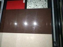 Brown quartz stone, Thickness: 20 mm