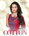 Womens Cotton Printed Kurti, Size: Xl