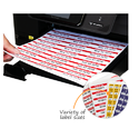 Laserjet Labels