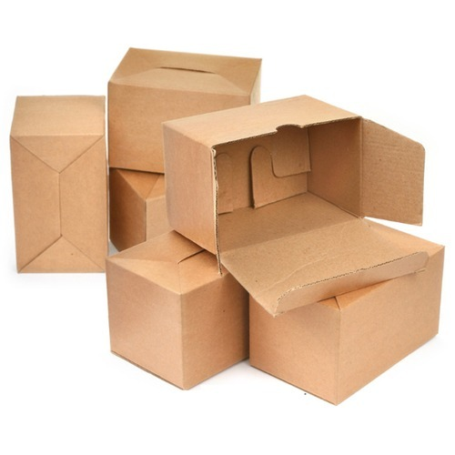 Brown Duplex Packing Boxes, For Packaging