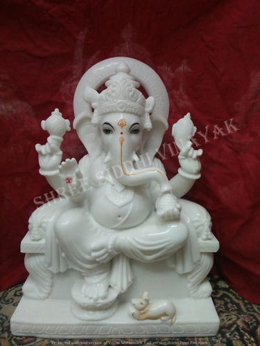 Marble Ganesha Statue Religious Ganesha Statue Manufacturer From