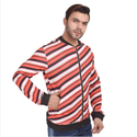 Skupar Full Sleeve Scuba Jacket With Print