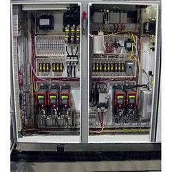 Stainless Steel Three Phase Electric Control Panel, IP Rating: IP40