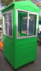 Security Guard Booth Rental Services