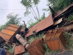M S Iron Scrap, For Industrial, Packaging Type: Bundle