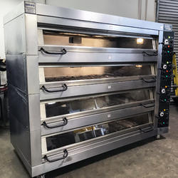 SS Bakery Deck Oven