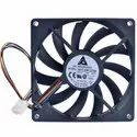 Delta Afc0912db 12v 0.45a 90x90x15mm Double Ball Bearing 4 Wire 4pin Pwm Computer Cpu Cooling Fan
