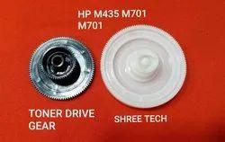 HP M435 M701 M706 Toner Drive Gear RU5-0546-00
