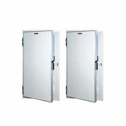 Insulated PUF Door