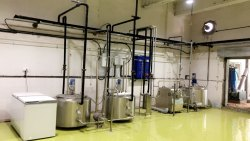 Ice Cream Manufacturing Plant