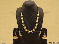 Traditional Mala Set Jewellery