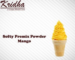 Kridha Mango Softy Premix Powder, Packaging Type: Packet