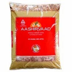 Aashirvaad Atta 5kg, Pack Type: Bag