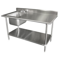 Kitchen Sink Table at Rs 14000 /piece | सिंक टेबल - Global ...
