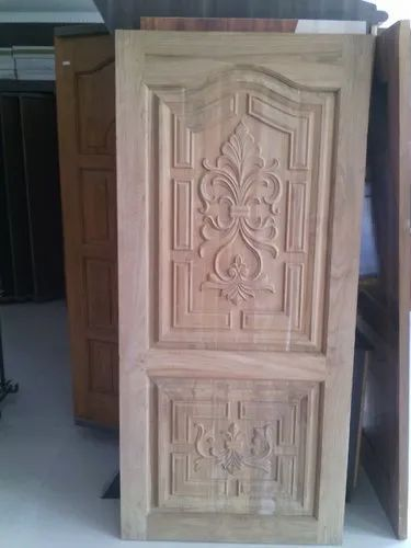 Hand Carved Wooden Doors for Home