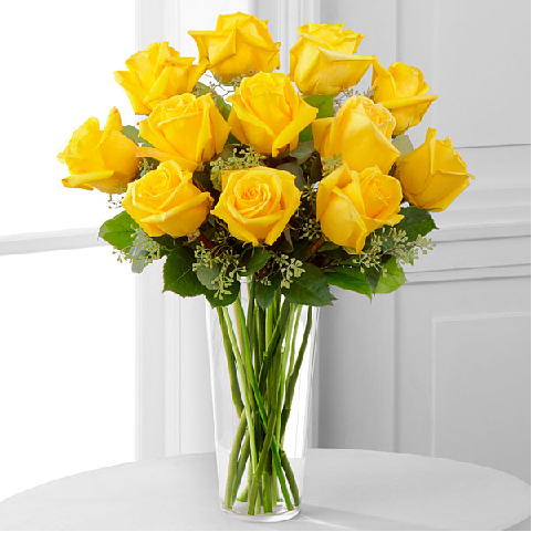 Yellow Rose Flower Rose Flower Meena Impex Hosur Id 16081843273