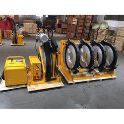 HDPE Welding Machine - 630 mm HDPE Pipe Welding Machine Manufacturer
