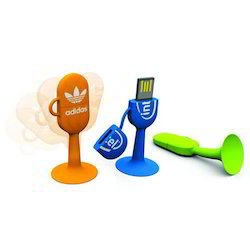 Silicon Sticky Pendrive
