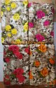 Multicolor Super Dying Printed Rayon Fabric