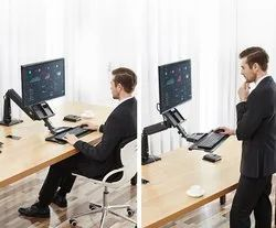 SIT - Stand  Desktop Table Mount. RAY FC35