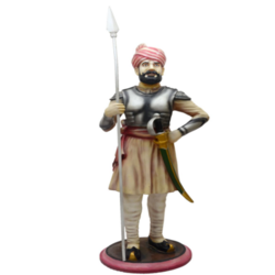 Darban Statue