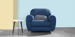 Sofa Chair - Mellow Sofa - Saphire Blue