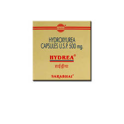 Hydrea - Hydroxyurea Capsules 50 mg