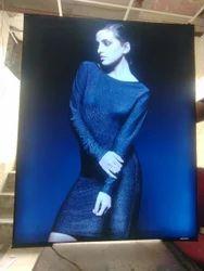 Cloth Fabric Sign Board