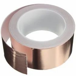 Single Sided Single Side Copper Foil Tape, For Sealing