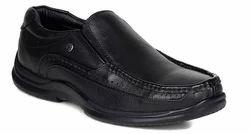 Liberty Mens Shoes Healers Black Non Lacing
