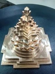 Copper Meru Shree Yantra