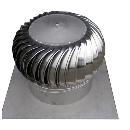Automatic Stainless Steel Ventilator