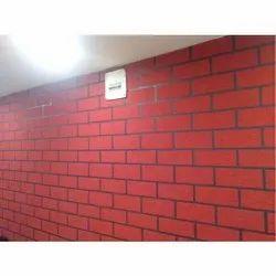 Brick Wall Texture Paint