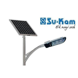 40 W Su-Kam Aluminium Solar LED Street Light