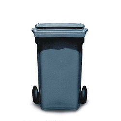 120L Mobile Garbage Bins