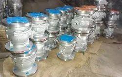 Stainlees Steel Valves