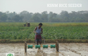 20-40 Cm Manual Rice Seeder
