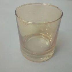 Glass , Size: 8X7 Cm