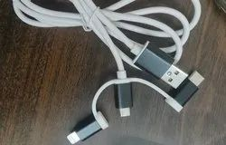 USB Cable - 3 In 1