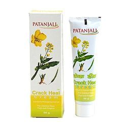 Patanjali Crack Heal Cream, For Personal