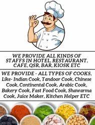 Cook Staff Supplier
