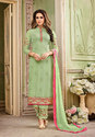 Georgette Heavy Suits