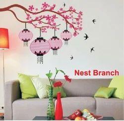 Big Stencils Nest Branch