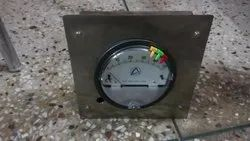 Aerosense Model ASG-50 Differential Pressure Gauge Range 0-50 Inch WC