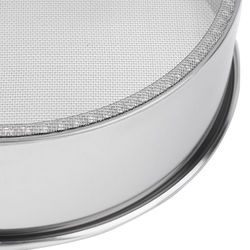 Silver SS Laboratory Sieves